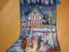 Bluemar mamka - Christmas eve stocking