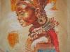 Bluemar - African woman