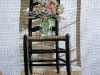 Serinde - Chair With Flowers