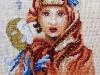 Serinde – Small venetian mask
